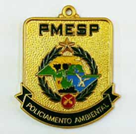 Policiamento Ambiental PMESP
