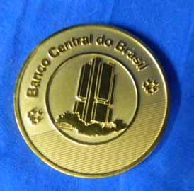 Banco Central 30 anos