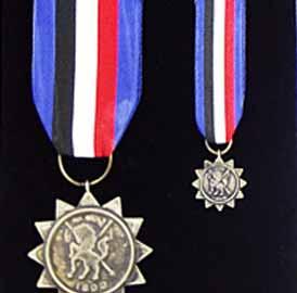 Medalha do Regimento da Cavalaria