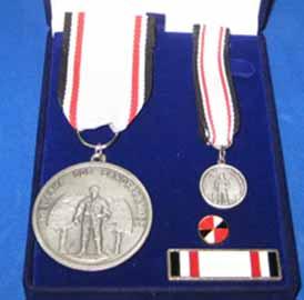 Medalha dos Bandeirantes
