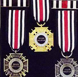 Medalha Valor Militar