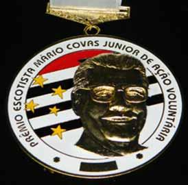 Mario Covas Medalha 2