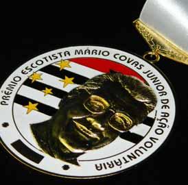 Mario Covas Medalha 3