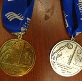 Medalha Polo Feminino Jr