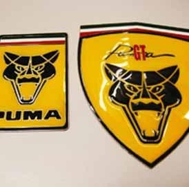Puma Placas