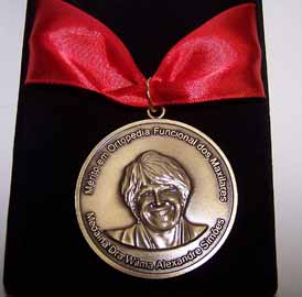 Wilma Alexandre Medalha