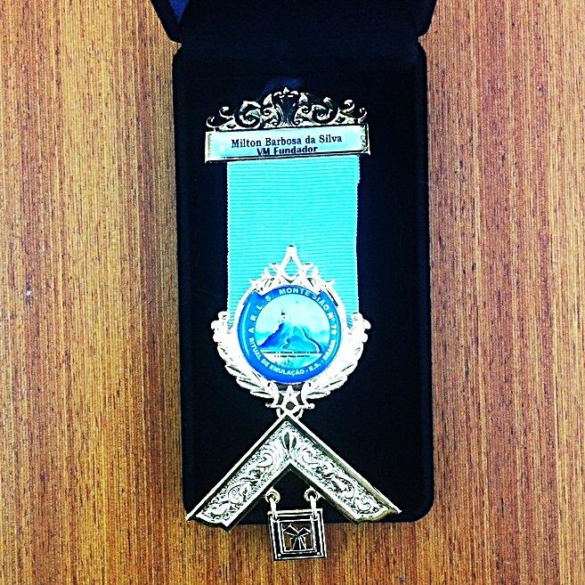 Medalha Monte Sião – Loja 79
